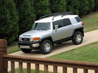 Bobby's 2007 Toyota FJ Cruiser