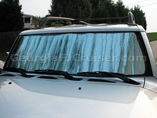FJ Cruiser - Accessories - Intro-Tech Sunshade - Picture 1 - Small