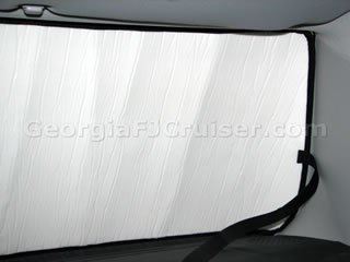 FJ Cruiser - Accessories - Intro-Tech Sunshade - Picture 4 - Small