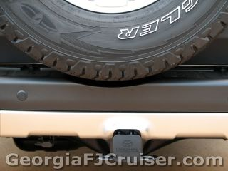 FJ Cruiser - Upgrades - Larger Tires - Picture 6 - Small