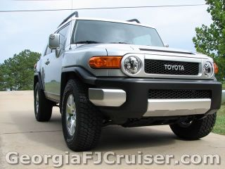 FJ Cruiser - Upgrades - Larger Tires - Picture 8 - Small