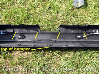 FJ Cruiser - 'Factory' Tow Hitch Install - Picture 10 - Small