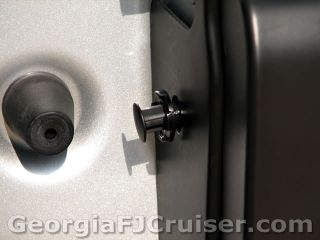 FJ Cruiser - 'Factory' Tow Hitch Install - Picture 14 - Small