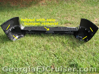 FJ Cruiser - 'Factory' Tow Hitch Installation -  Picture 4 - Small